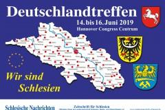 Deutschlandtreffen Plakat 2019