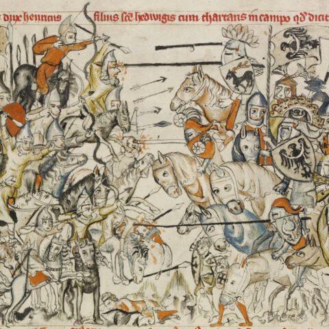 Schlesien von den Anfängen bis zum 13. Jahrhundert