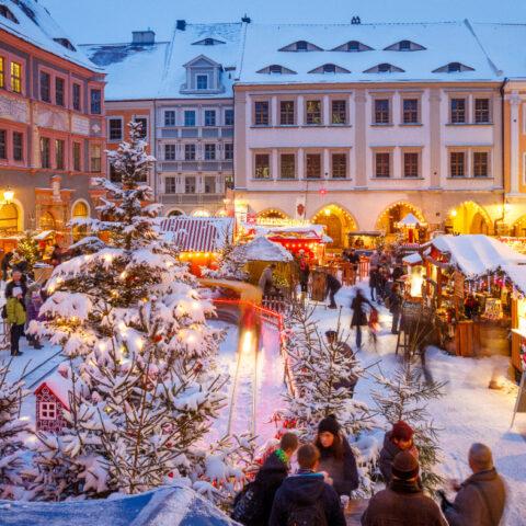 Winter- und Weihnachtszeit in Schlesien